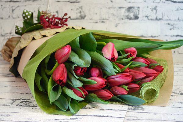 Scentsational Flowers - Tulip Bouquet