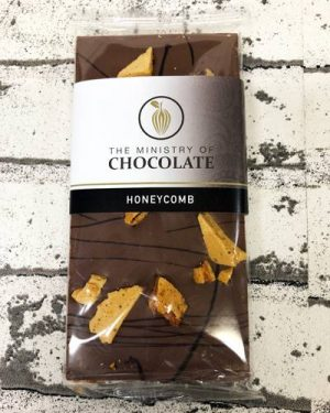 Scentsational Flowers - Ministry of Chocolate - Milk Chocolate - Honeycomb