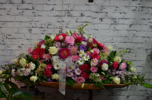 34.Funeral Flowers garden flowers